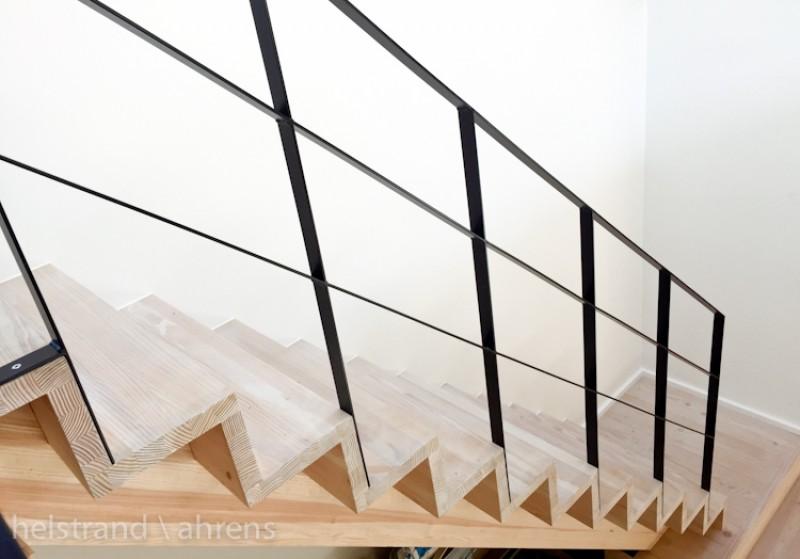 Få et holdbart og råt trappegelænder i metal, der kan holde i mange år fremover