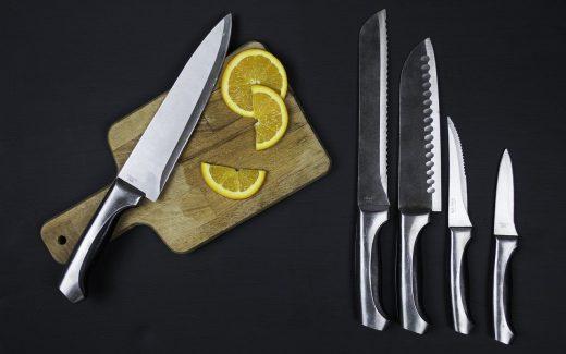 Køkkenknive-sæt skal være forskelligartede